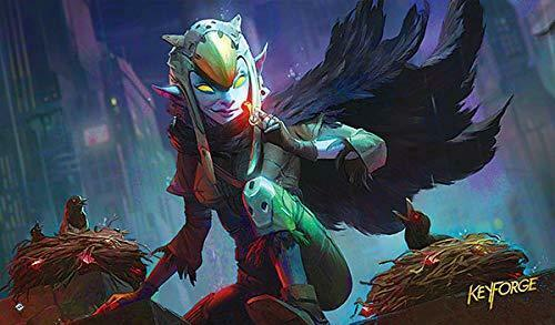 "KeyForge: Finders Keepers Playmat 24"" x 14""  - FREE SHIPPING"
