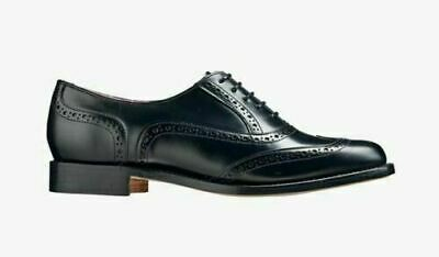 rze Leder Oxford Brogue Wingtip Schnürschuhe für Damen (Damen Wingtip Schuhe)