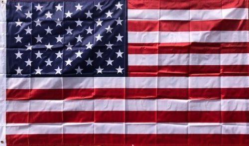 LARGE AMERICAN FLAG 10