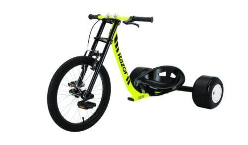 Adult Tricycle Razor Ride on Tricycle Dxt Drift Trike Breakloose For Down Hill T