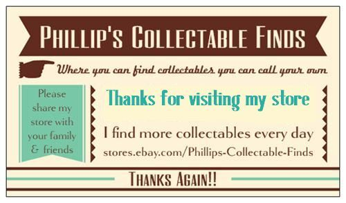 Phillip s Collectable Finds