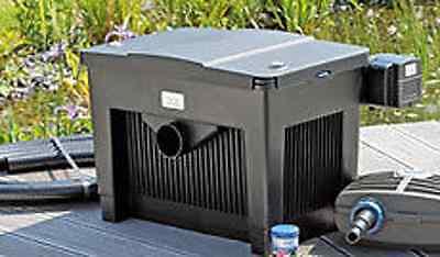 OASE BIOSMART SET 18000 DURCHLAUFFILTER + UVC + Aquamax-Pumpe Eco Classic 5500  gebraucht kaufen  Einbeck