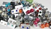 Stud Earrings Lot