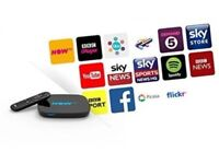 Now TV Smart Box (Freeview, BBC iPlayer, ITV Hub, All4, NowTV, YouTube)