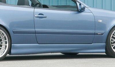Rieger Seitenschweller  Mercedes CLK (W208) Coupé