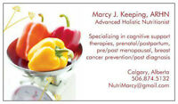 Make 2015 YOUR year with an Advanced Holistic Nutritionist!