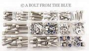Stainless Allen Bolts Kit