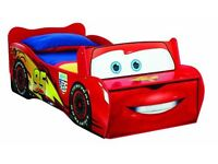 Disney cars bed