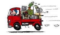 Small Moving/Delivery Service - 1/2 Ton Truck at $50/Load