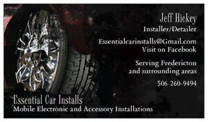 Car Audio/ Accessory Installations