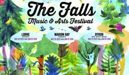 4x 4 day Falls Festival Lorne tickets Flagstaff Hill Morphett Vale Area Preview