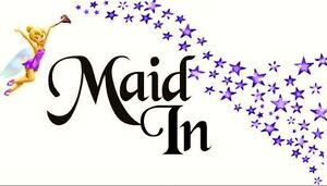 Maid in Vernon Dealership Opportunity