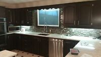 Kitchen Cabinet Refinishing – No Re-facing required!