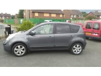 NISSAN NOTE DIESEL MPV ESTATE CAR. P/X SWAP