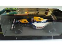 ONYX 1/24 RED 5 WILLIAMS. NIGEL MANSELL.