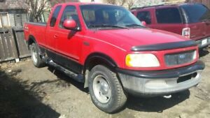 1997 Ford F150 extended cab 4x4
