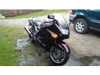 KAWASAKI ZZR1100D5 GREAT CONDITION VERY FAST AND COMFORTABLE