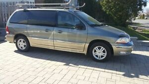 2001 Ford Windstar SEL rack a echelle