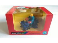 BRITAINS HONDA 300 4X4 FOUR TRAX AND DRIVER