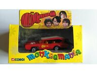 FROM THE T V SHOW THE MONKEYS THEIR CAR.
