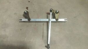 Skidoo ZX Chassis Steering Swivel Bar Assembly