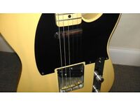 Fender baja telecaster Mint (reduced price for quick sale)