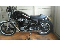 Honda CB450 Nighthawk Cafe Racer May exchange for suitable upright bike.
