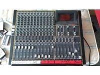 Fostex 812 Mixing Desk