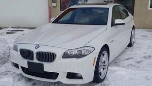 BMW 5 Series 535i xDrive M package, CUIR, TOIT 2013