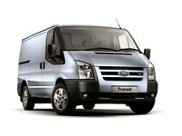 Ford Transit Mk7 or Vw transporter van wanted