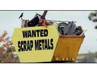 Scrap metal wanted free remove