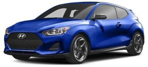 2019 Hyundai Veloster Turbo Turbo Manual