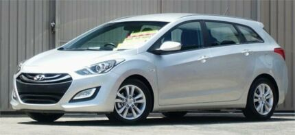 2014 Hyundai i30 GD Tourer Active 1.6 GDi Silver 6 Speed Automatic Wagon Lismore Lismore Area Preview