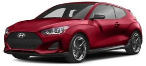2019 Hyundai Veloster Turbo Tech Turbo Tech Two-Tone Manual