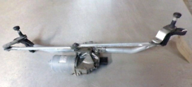 Skoda fabia mk2 2010/2014 complete front wiper motor