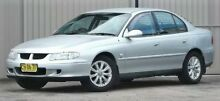 2002 Holden Commodore VX II Equipe Silver 4 Speed Automatic Sedan Lismore Lismore Area Preview