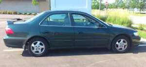 1998 Honda Accord EX Special Package Sedan