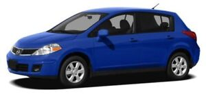 2012 Nissan Versa AS IS SPECIAL S