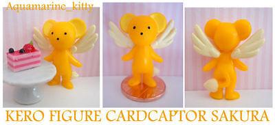 Kero Keroberos figure Cardcaptor Sakura Cardcaptors anime cute kawaii gashapon