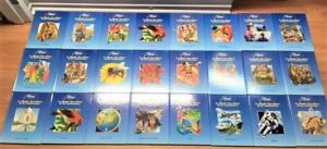 Collection de 24 BD encyclopédies Disney