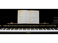 PIANO LESSONS AVAILABLE CRYSTAL PALACE and surrounds SOUTH LONDON