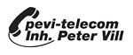 pevi-telecom (Inh. Peter Vill)