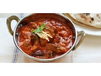 Indian Food Tandoor and Curry Chef