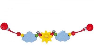 Kinderwagenkette Sonne vom Baby Shop spielzeug-laedle