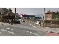 Parking near Edinburgh city centre and Haymarket Station (ID 4457)