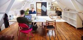 Collaborative loft / coworking space, hire a desk