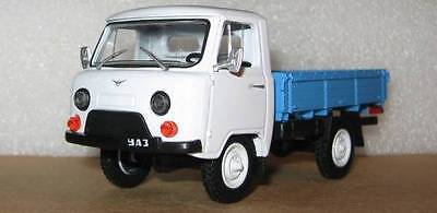 DeAgostini 1:43 Russian UAZ-452D pickup & mag №101 cars USSR  for sale  Shipping to United States