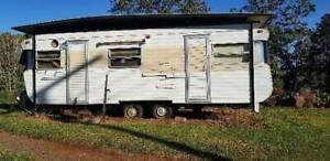 Caravan and hard annex