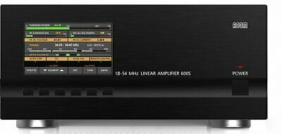 ACOM 600S Solid State HF + 6m Linear Amplifier 600 Watts