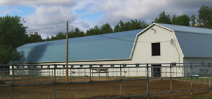 Stalls Available in Saint Lazare, Qc, Self-board Option